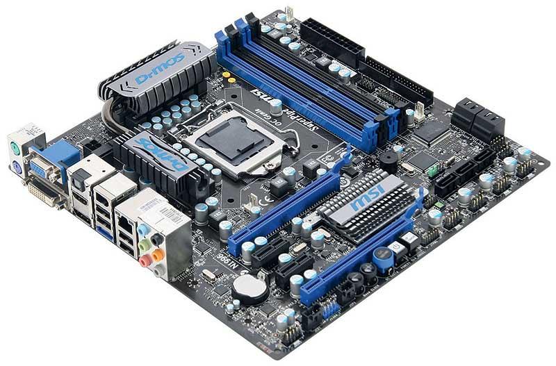 SVET KOMPJUTERA - TEST DRIVE - Intel H55 i H57 čipset