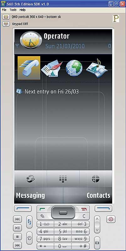 Эмулятор Symbian Для Android